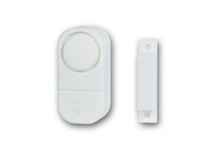 ELEKTROBOCK Magnetický Mini-alarm LX-AL3 na okna / dveře / 3 x LR44 / 90 dB