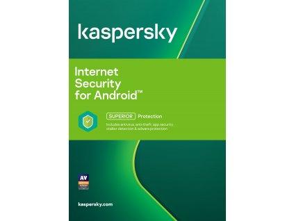 Kaspersky Internet Security Android 1x 1 rok Nová