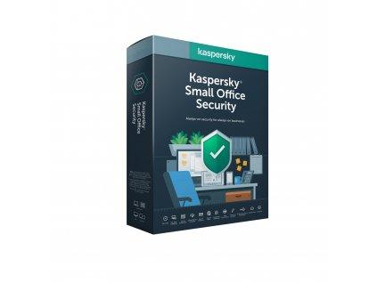 Kaspersky Small Office 20-24 licencí 2 roky Nová