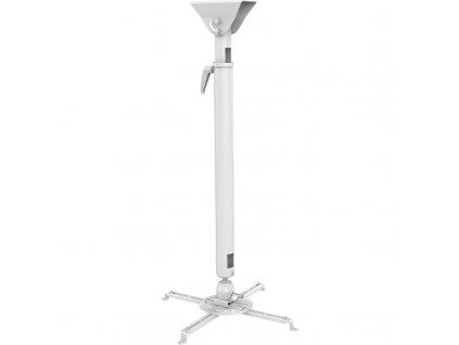 SUNNE by Elite Screens stropní držák pro projektory/ bílý/ vzdálenost od stropu 820 - 1200 mm/ šíře projektoru až 500 mm