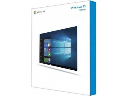 Microsoft Windows 10 Home 64-bit CZ OEM 1pk DVD