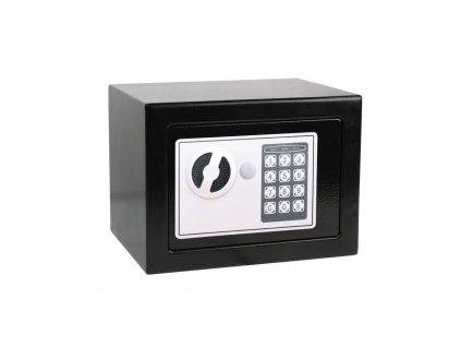 G21 trezor digitální 230x170x170mm/ 3kg/ černý