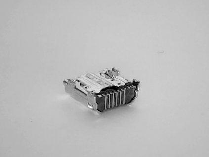 NTSUP micro USB konektor 012 pro Samsung I9200 I9205 P5200 T211 T210 T230, 68890012