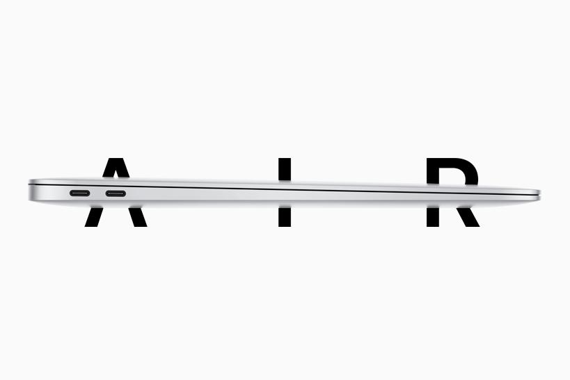 Obal na MacBook Air 13 nevyhazujte. Pouzdro už ale nevyužijete
