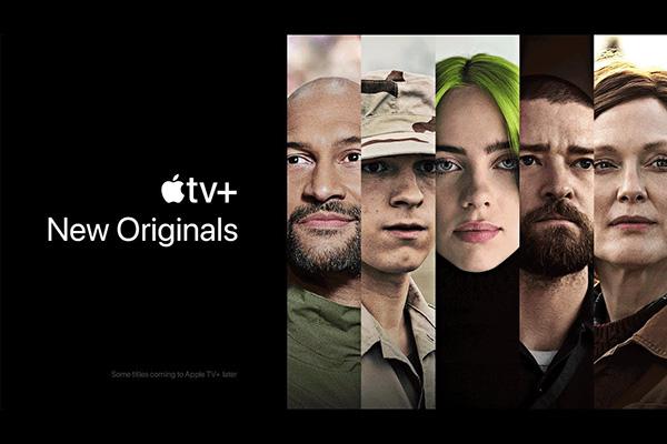 Apple TV pořady se rozšíří o pěknou řádku seriálů a filmů už na jaře