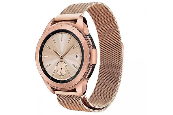 Fitness hodinky dámské Samsung vyrábí a ještě je více vylepšíte pěkným řemínkem