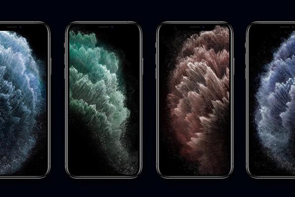 iPhone 11 wallpaper si můžete stáhnout i bez koupě nového telefonu
