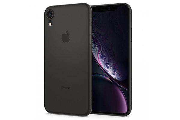 iPhone XR kryt potřebuje. Jeho skleněná záda se snadno rozbijí