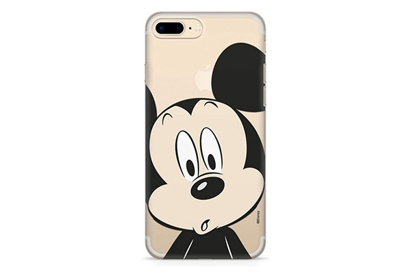 Kryt na iPhone 7 Mickey Mouse je hravý a ochrání před poškrábáním i pády