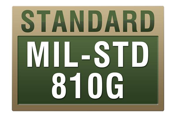 MIL STD 810G je norma odolnosti, která potvrzuje kvalitu konstrukce telefonu