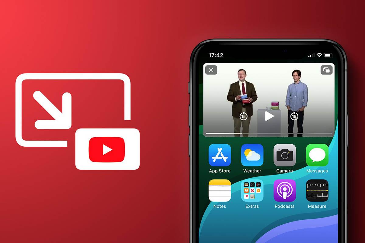 YouTube Picture in Picture režim bude k dispozici uživatelům v USA. Co u nás?