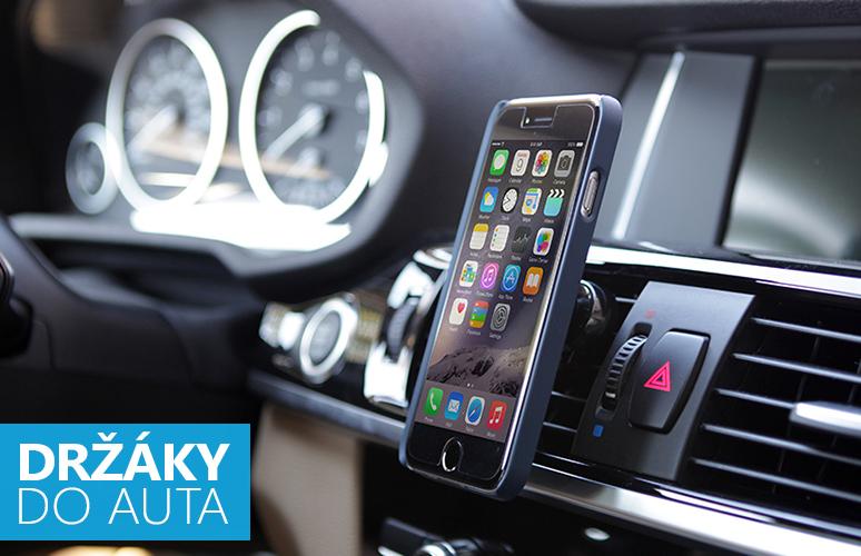 Držáky do auta pro iPhone