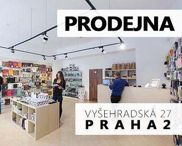 Prodejna v Praze
