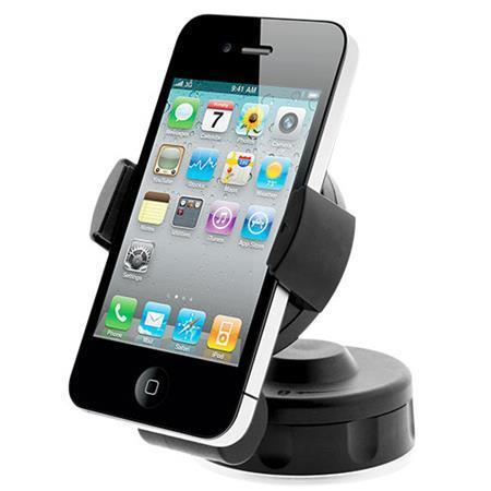 Příslušenství pro iPhone 4/4S do auta