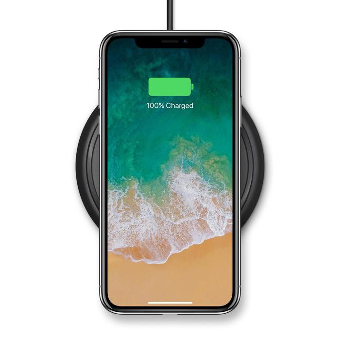 Bezdrátové nabíjení pro iPhone X