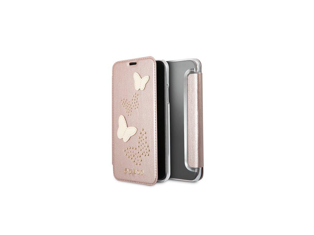 Pouzdro   kryt pro iPhone XS   X - Guess 2826076f6f9