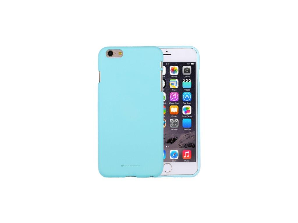 Ochranný kryt pro iPhone 6 / 6S - Mercury, Soft Feeling Mint