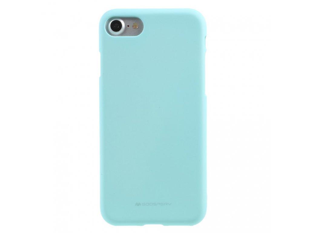 Ochranný kryt pro iPhone 7 / 8 / SE (2020) - Mercury, Soft Feeling Mint