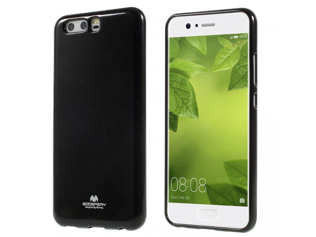 Pouzdro / kryt pro Huawei P10 - Mercury, Jelly Black