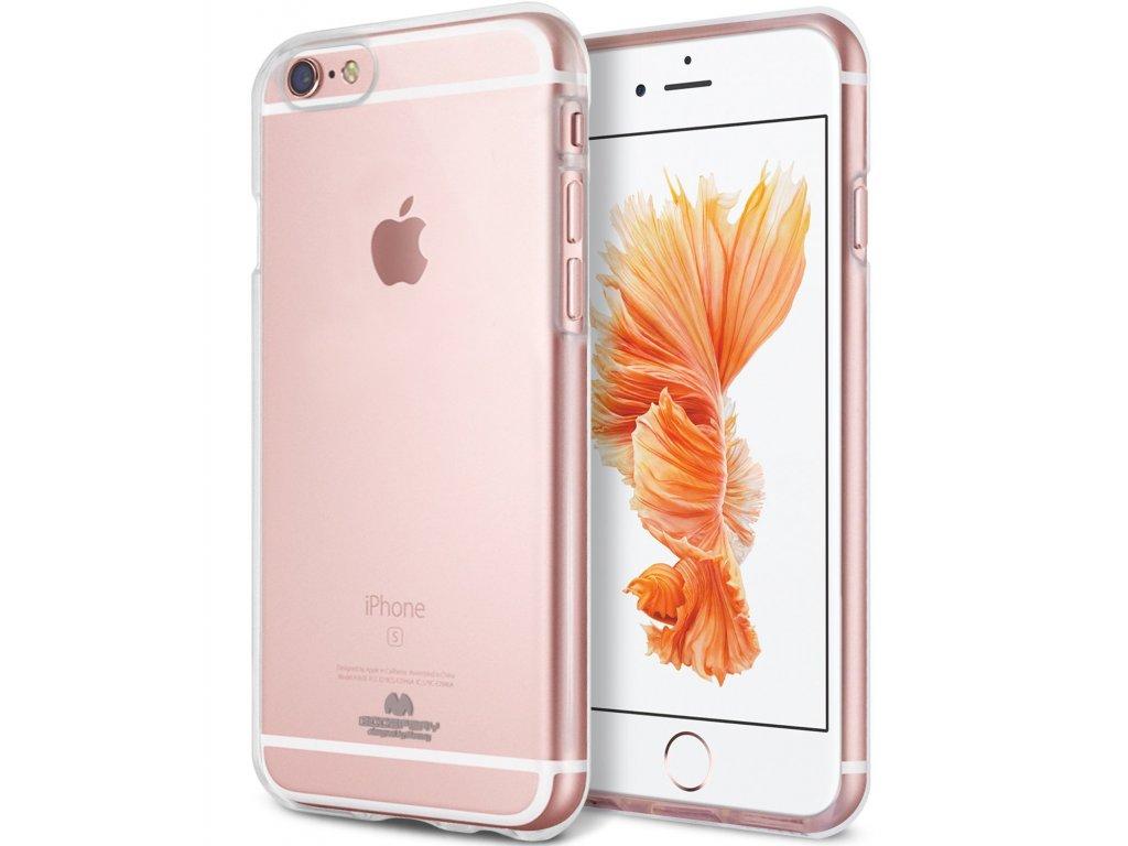 Ochranný kryt pro iPhone 6 PLUS / 6S PLUS - Mercury, Jelly Transparent