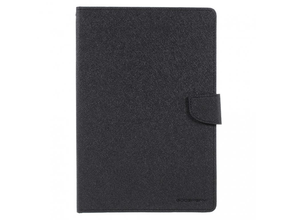 Pouzdro pro iPad Pro 10.5 / Air 3 - Mercury, Fancy Diary BLACK/BLACK