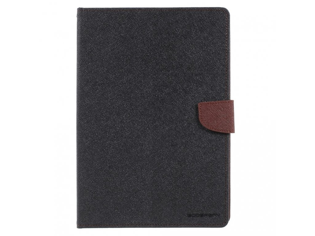 Pouzdro pro iPad Pro 10.5 / Air 3 - Mercury, Fancy Diary BLACK/BROWN