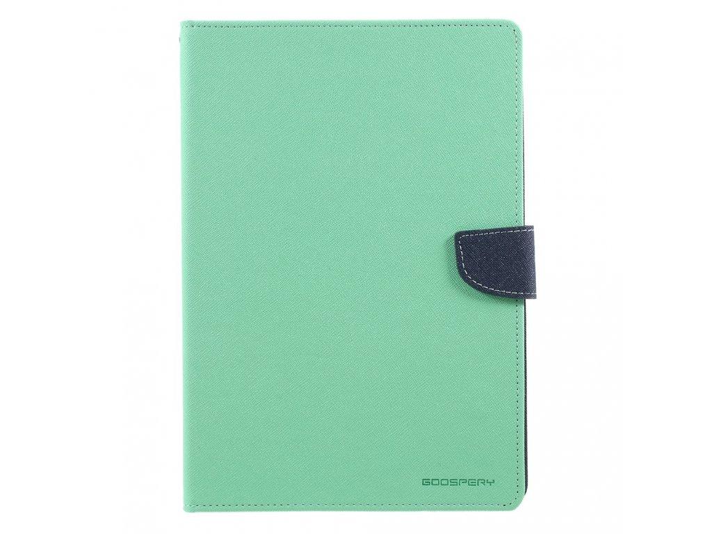 Pouzdro pro iPad Pro 10.5 / Air 3 - Mercury, Fancy Diary MINT/NAVY