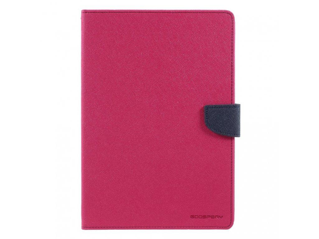 Pouzdro pro iPad Pro 10.5 / Air 3 - Mercury, Fancy Diary HOTPINK/NAVY