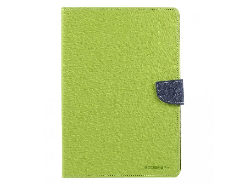Pouzdro pro iPad Pro 10.5 / Air 3 - Mercury, Fancy Diary LIME/NAVY