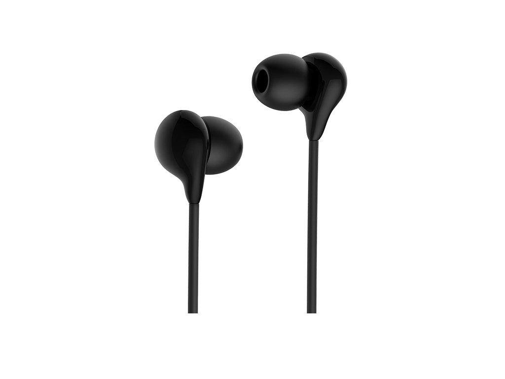 Sluchátka pro iPhone a iPad - HOCO, M13 Candy Black