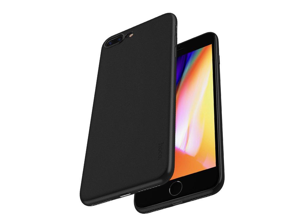 Ultratenký kryt pro iPhone 7 PLUS / 8 PLUS - HOCO, UltraThin JetBlack