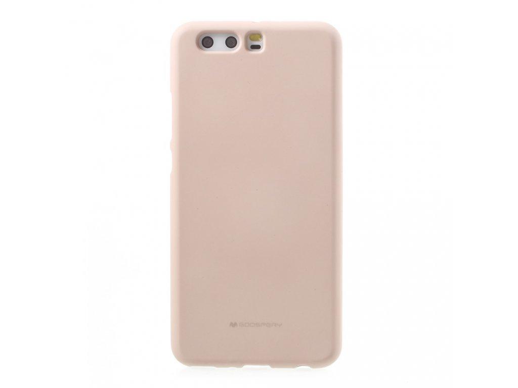 Pouzdro / kryt pro Huawei P10 - Mercury, Soft Feeling Pink Sand