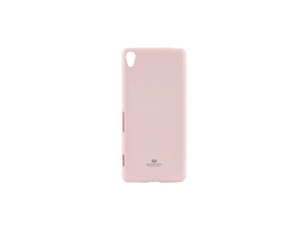 Pouzdro / kryt pro Xiaomi Mi A1 - Mercury, Jelly Pink