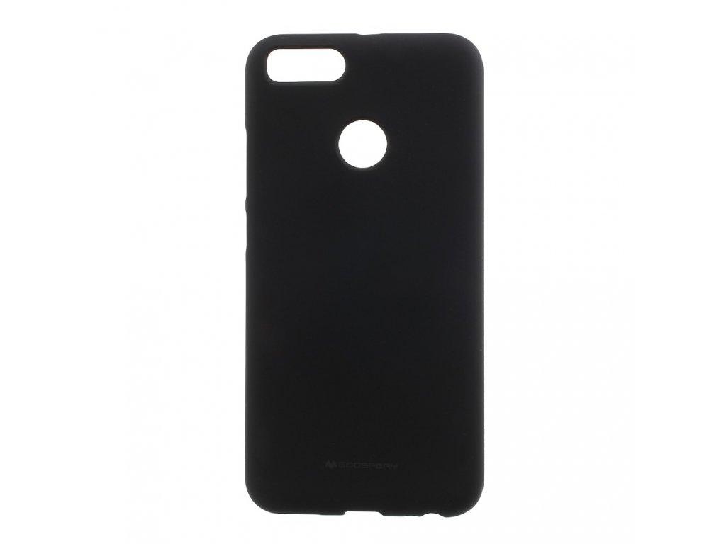 Pouzdro / kryt pro Xiaomi Mi A1 - Mercury, Soft Feeling Black