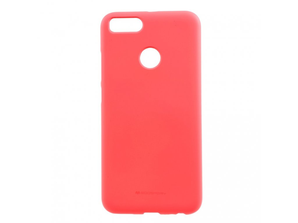 Pouzdro / kryt pro Xiaomi Mi A1 - Mercury, Soft Feeling Pink