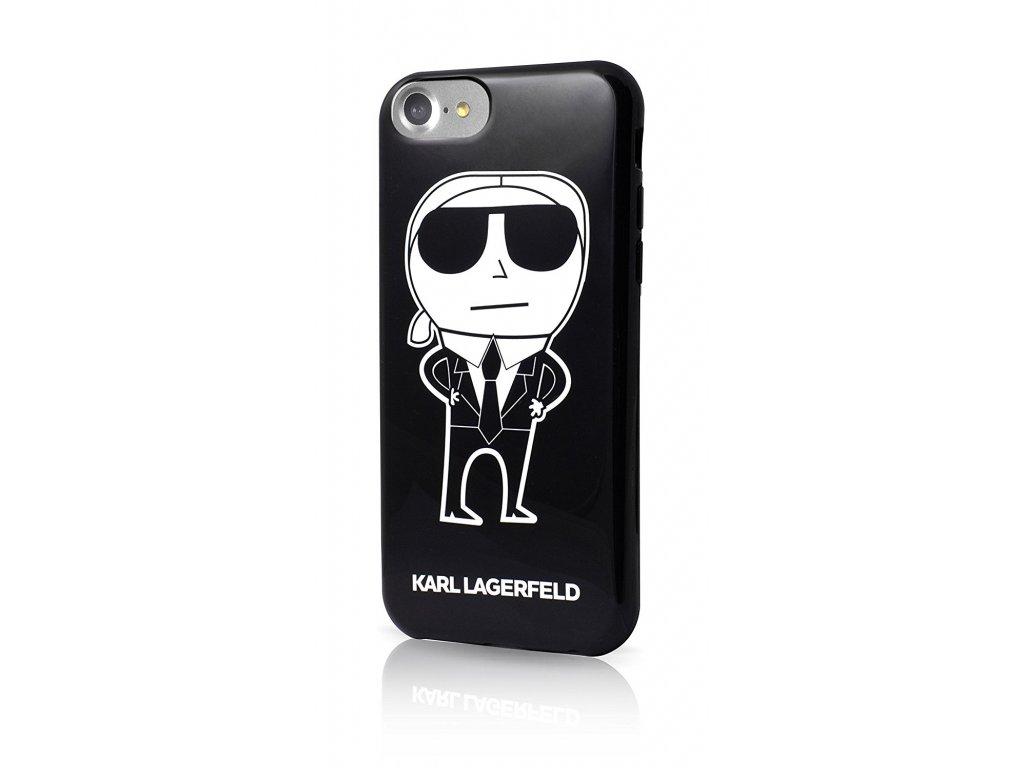 Ochranný kryt pro iPhone 6 / 6S - Karl Lagerfeld, K-Team Karl