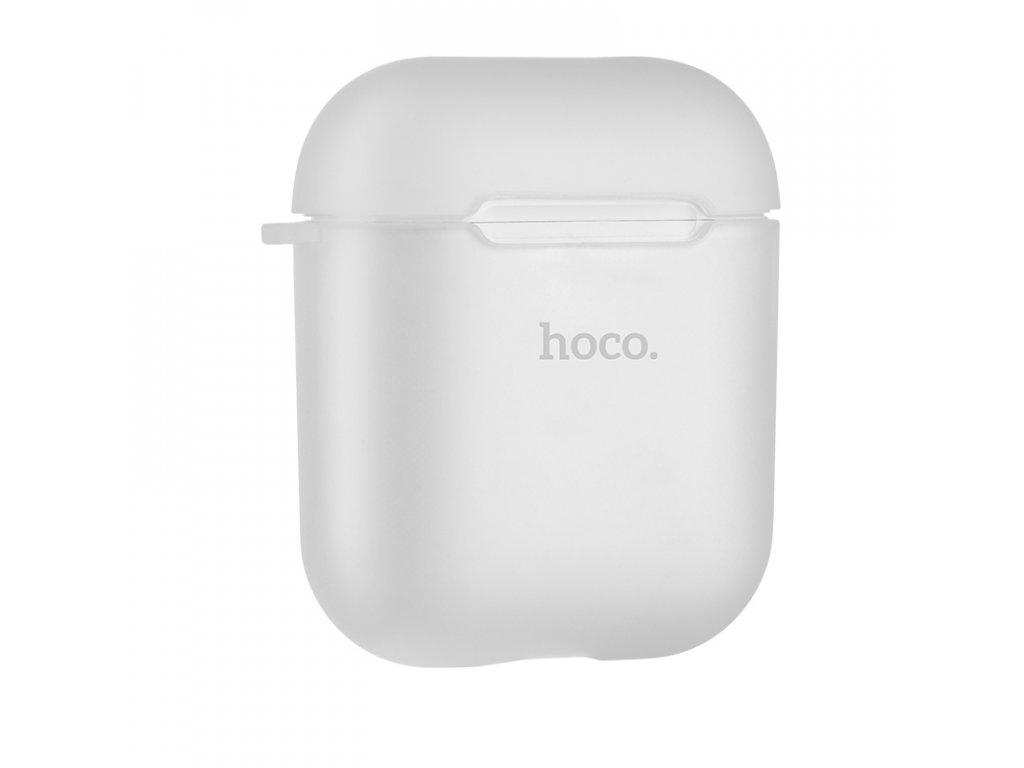 Pouzdro pro sluchátka AirPods - Hoco, Case Transparent
