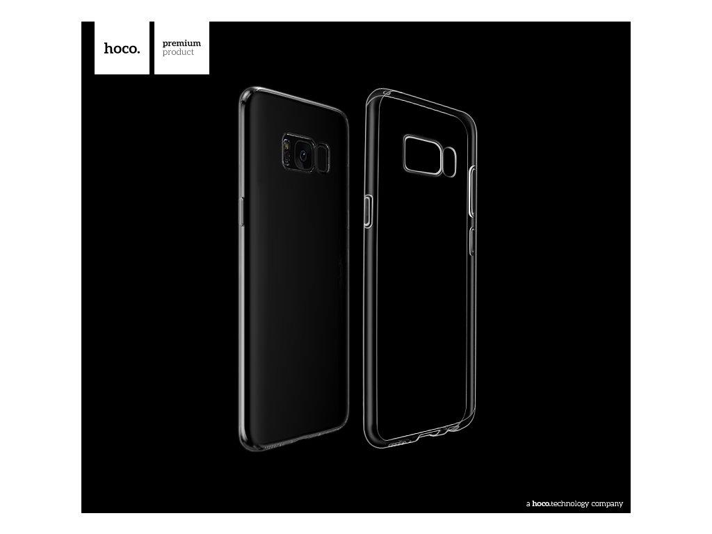 Ochranný kryt pro Samsung Galaxy S8 PLUS - Hoco, Light Transparent