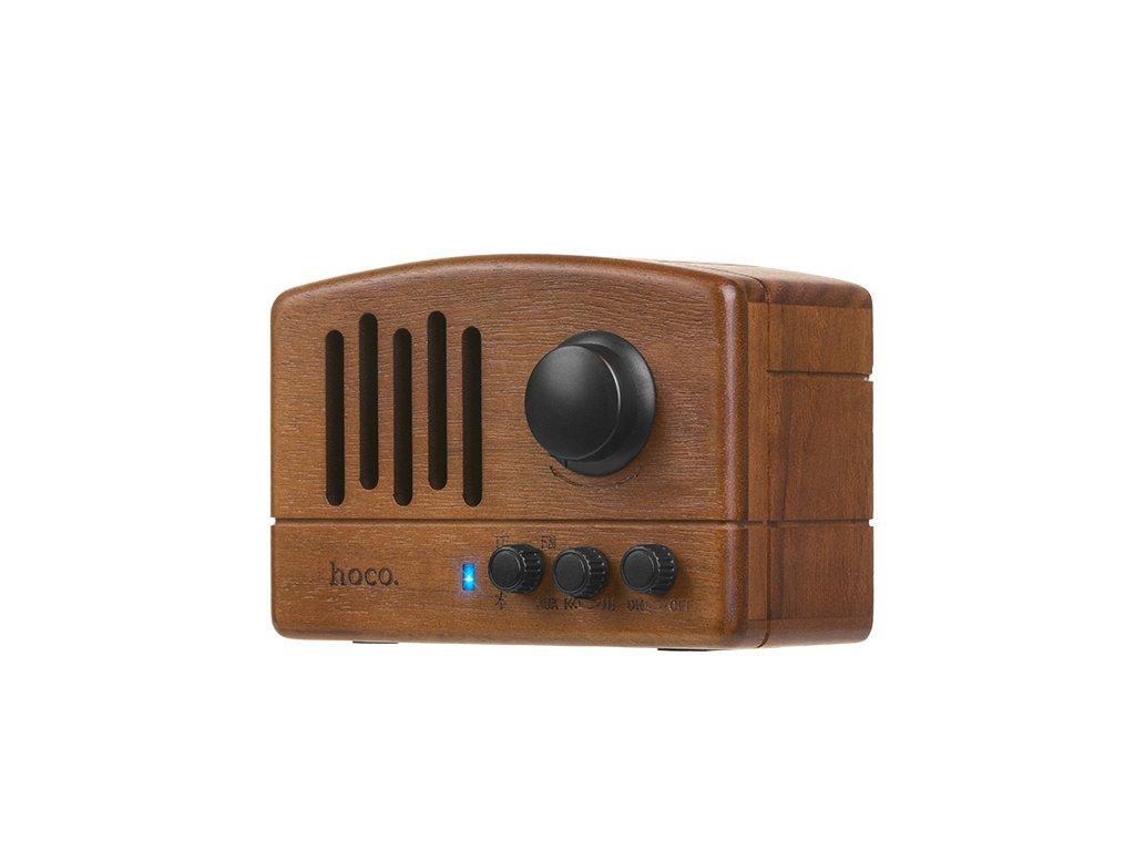 Bluetooth reproduktor pro iPhone a iPad - Hoco, BS15 Retro