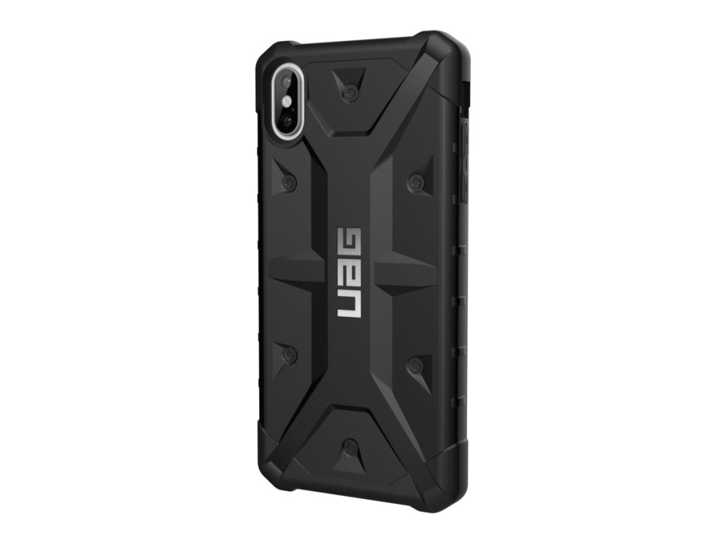 Ochranný kryt pro iPhone XS MAX - UAG, Pathfinder Black