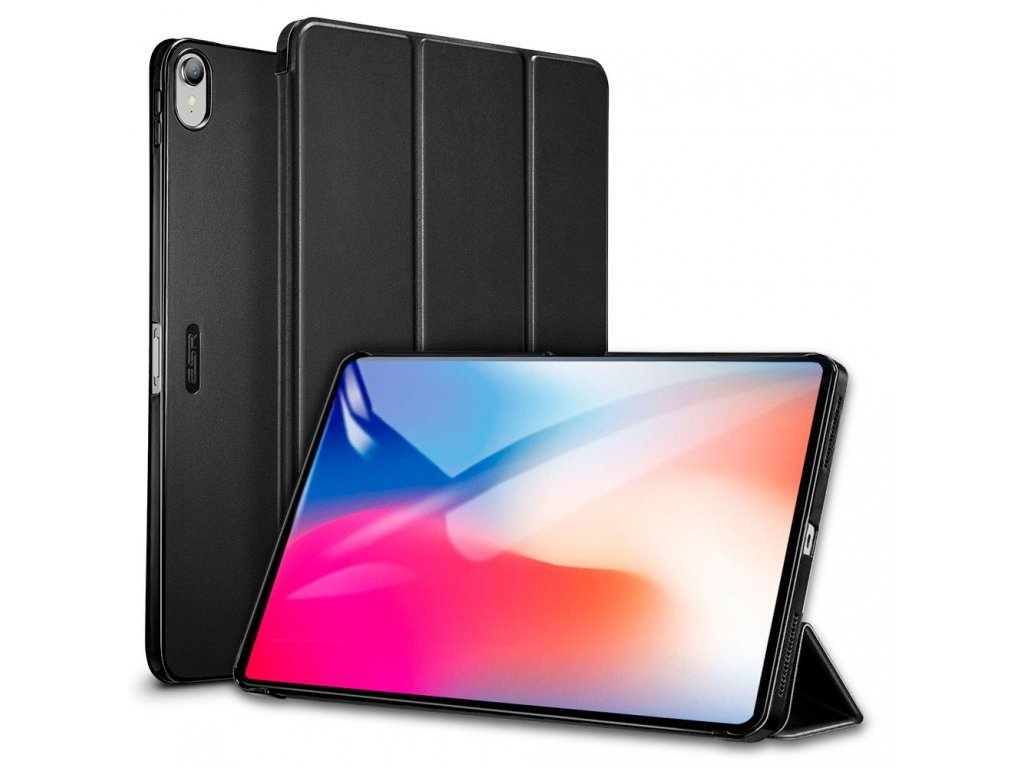 Pouzdro / kryt pro iPad Pro 12.9 (2018) - ESR, YIPPEE BLACK