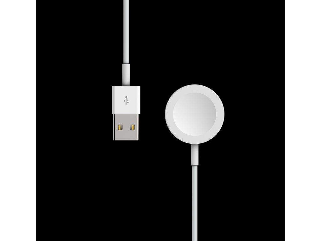 Nabíjecí kabel pro Apple Watch - Devia, Smart Magnetic