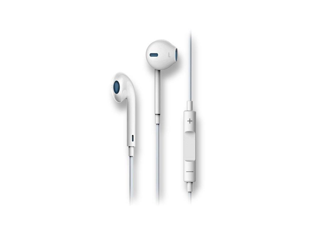 Sluchátka pro iPhone - Devia, Smart Earpads 3,5mm
