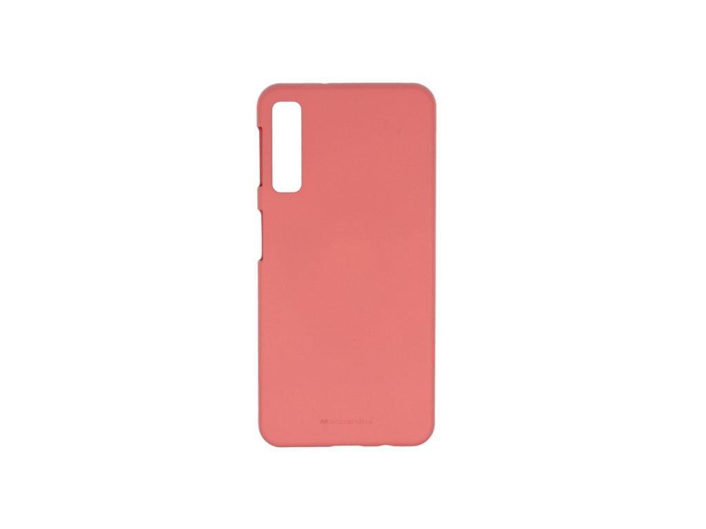Pouzdro / kryt pro Samsung GALAXY A7 (2018) A750 - Mercury, Soft Feeling Pink