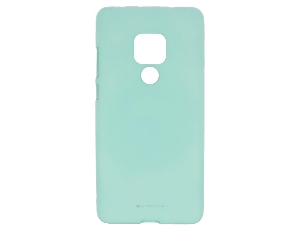 Pouzdro / kryt pro Huawei Mate 20 - Mercury, Soft Feeling Mint
