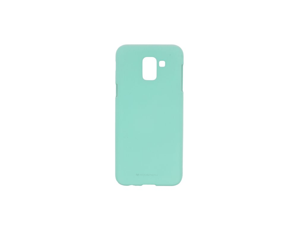 Ochranný kryt pro Samsung GALAXY J8 (2018) J810 - Mercury, Soft Feeling Mint