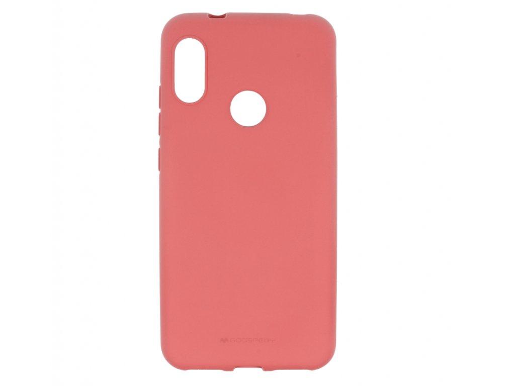 Ochranný kryt pro Xiaomi Mi A2 Lite - Mercury, Soft Feeling Pink