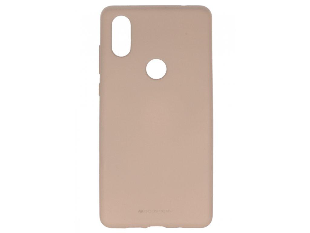 Ochranný kryt pro Xiaomi Mi A2 Lite - Mercury, Soft Feeling Pink Sand