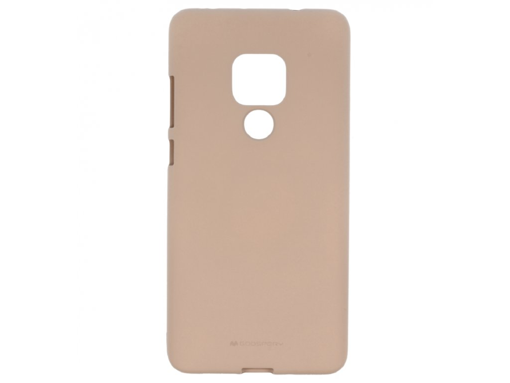 Pouzdro / kryt pro Huawei Mate 20 - Mercury, Soft Feeling Pink Sand