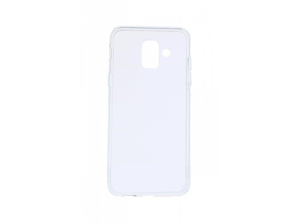 Pouzdro / kryt pro Samsung GALAXY A6 (2018) A600F - Mercury, Jelly Transparent